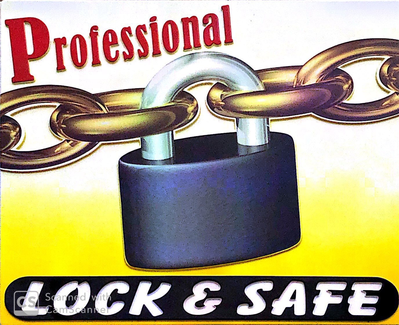 PROFESSIONAL LOCK & SAFE CO INC