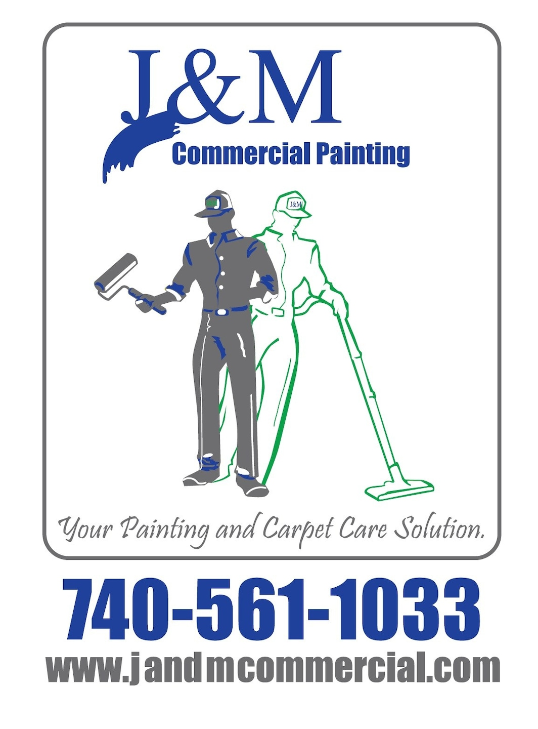 J & M Commercial Painting