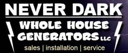 Never Dark Whole House Generators LLC