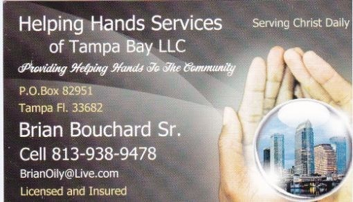Helping Hands Services of Tampa Bay LLC