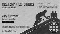 Kretzman Exteriors
