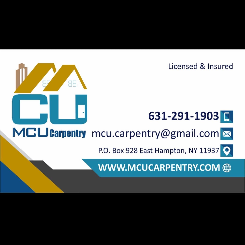 MCU Carpentry