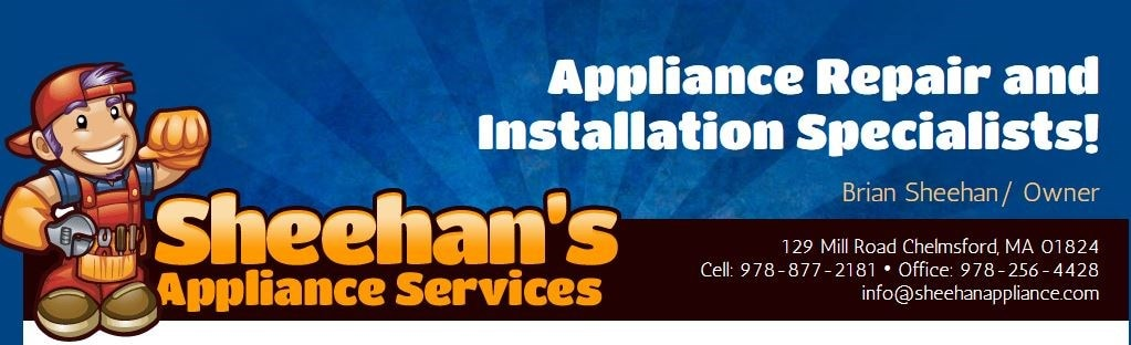 Sheehan's Appliance Services