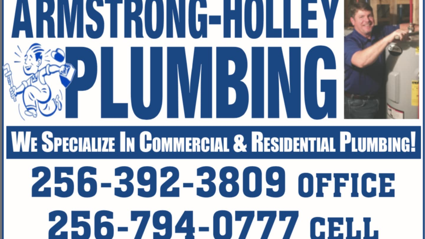 Armstrong-Holley,Plumbing