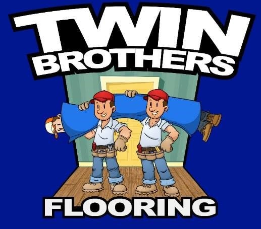 Twin Brothers Flooring logo