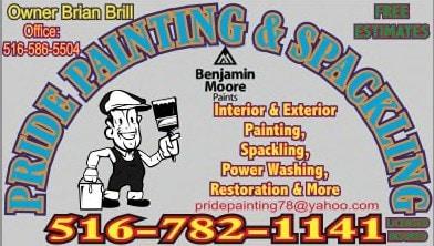 Pride Painting & Spackling Home Improvement Inc