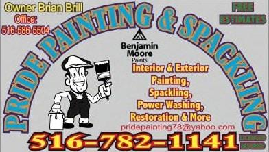 Pride Painting & Spackling Home Improvement Inc