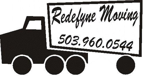 Redefyne Moving & Storage logo