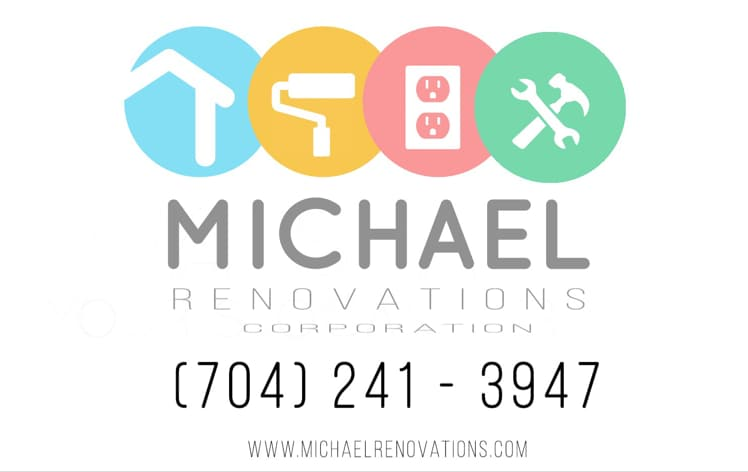 Michael Renovations Corp  logo