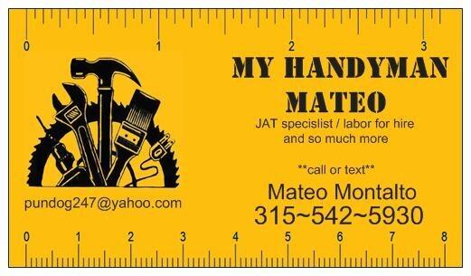 my handyman mateo
