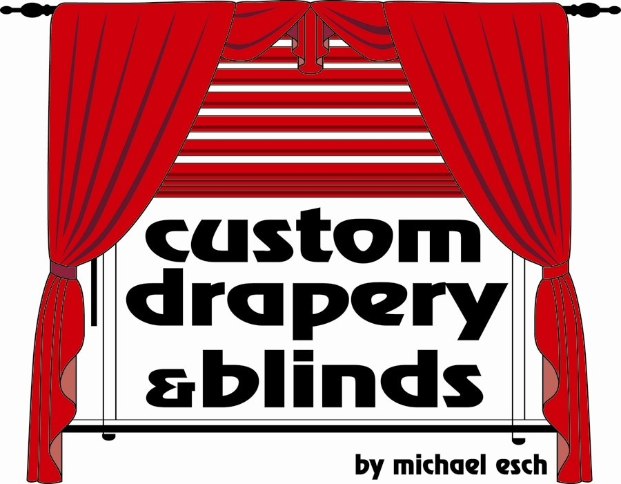 Custom Drapery & Blinds by Michael Esch