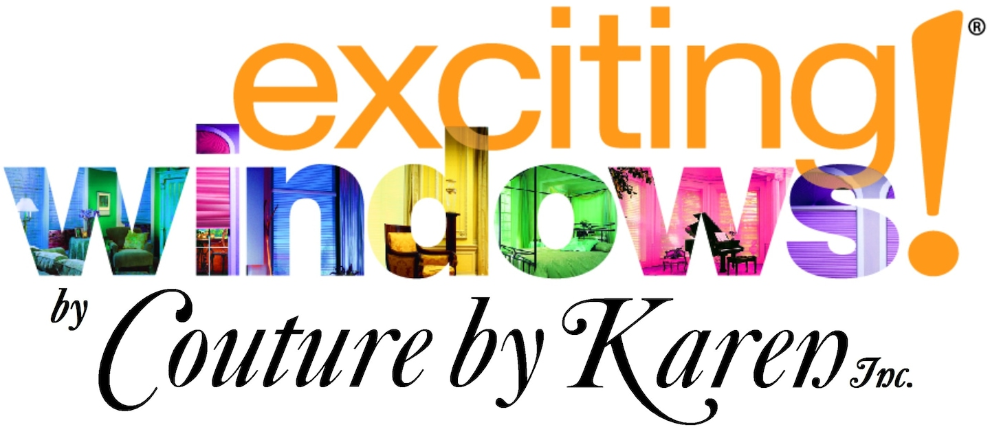 Exciting windows By Couture By Karen Inc
