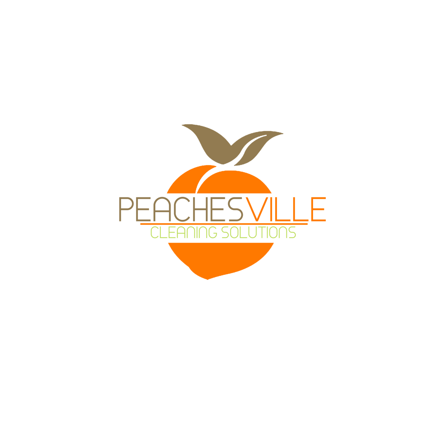 PeachesVille Cleaning Solutions