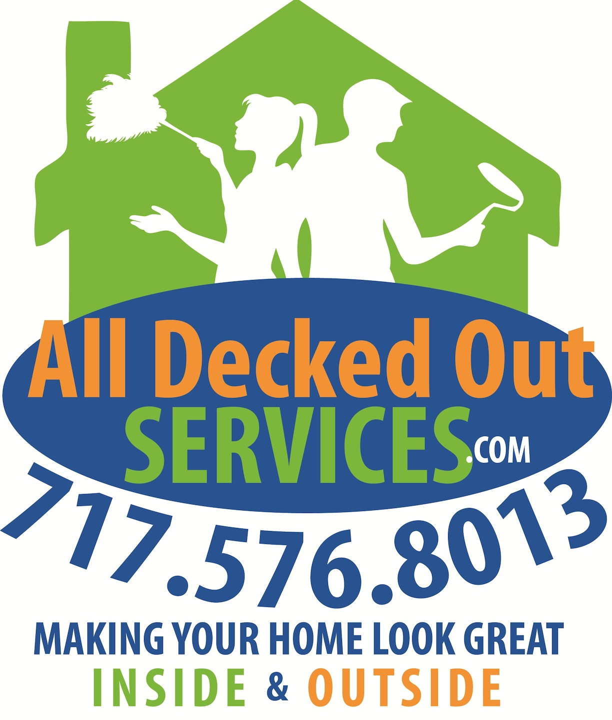 All Decked Out Services Inc