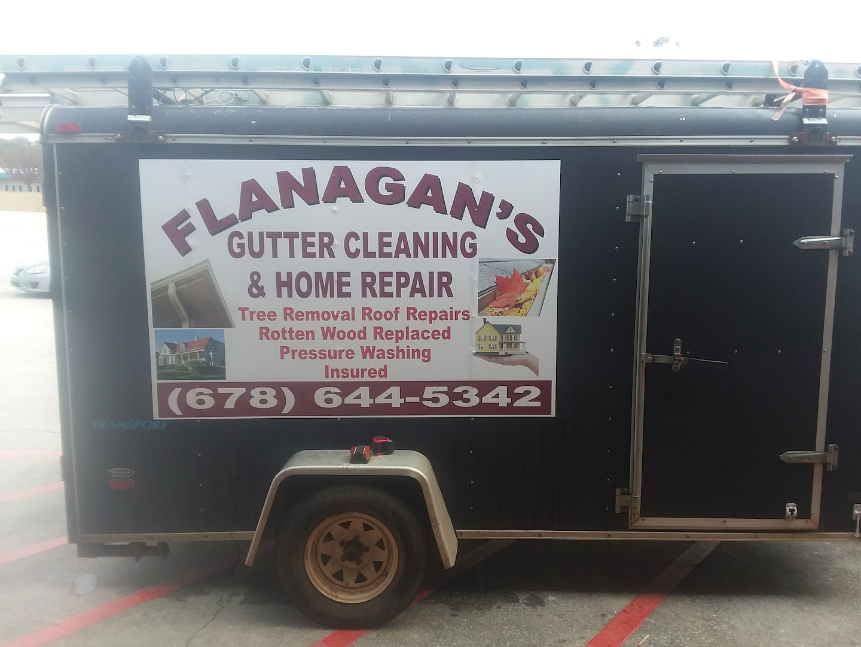 FLANAGAN'S GUTTERS