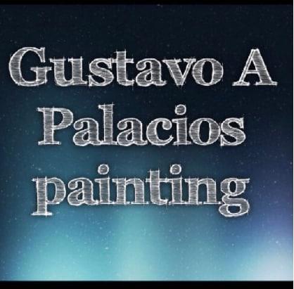 Gustavo A Palacios Painting