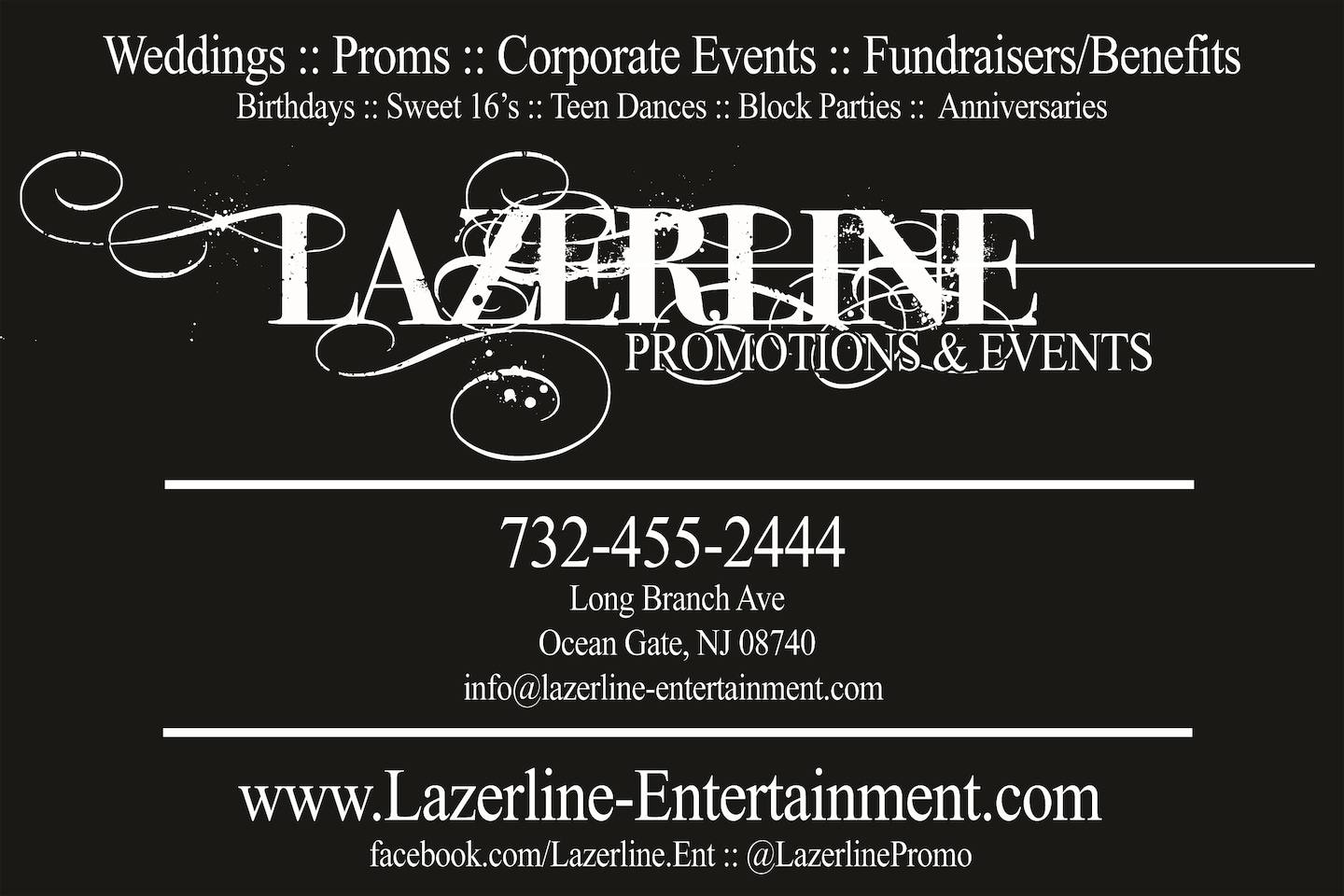 Lazerline Promotion's & Event's