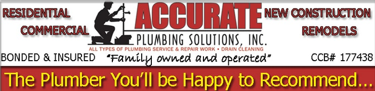 Accurate Plumbing Solutions Inc