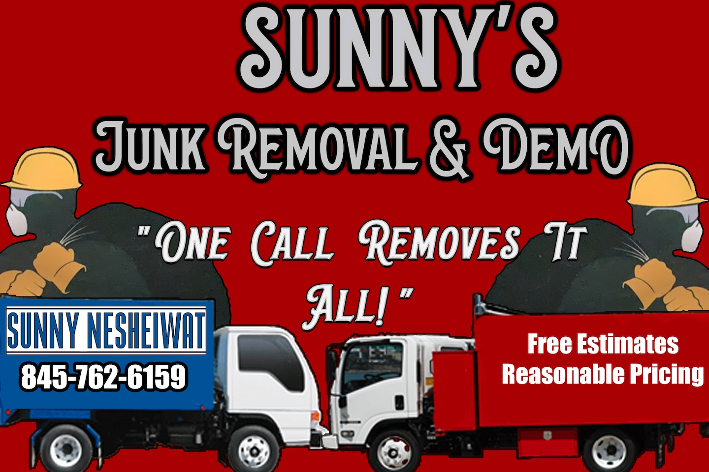 sunnys junk removal