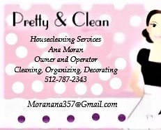 Ana's-Housecleaning