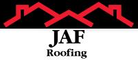 JAF Roofing logo