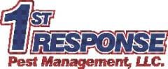 1st Response Pest Management logo