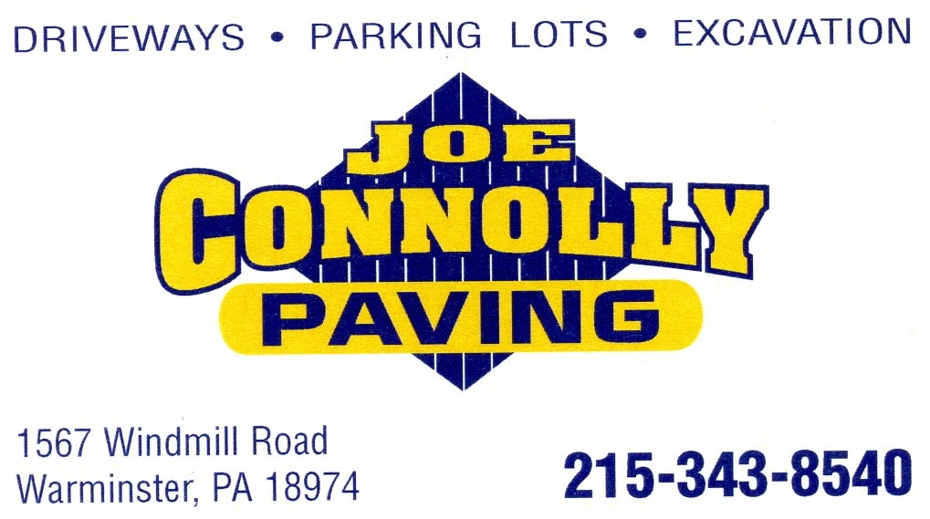 Joe Connolly Paving