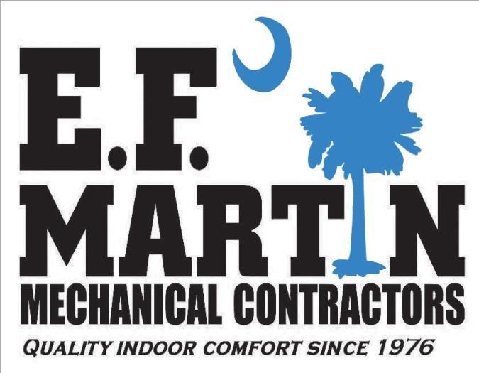 E F Martin Mechanical Contractors Inc