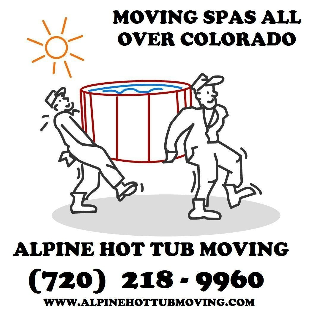 Alpine Hot Tub Moving & Service