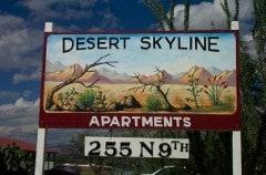 Lake's Desert Skyline Apartments