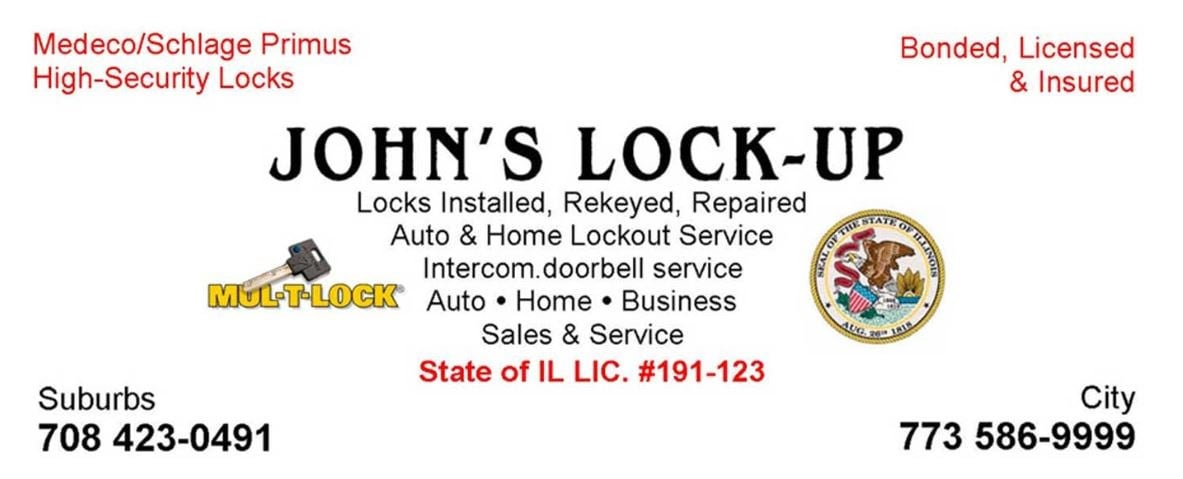 Johns Lock-Up Inc