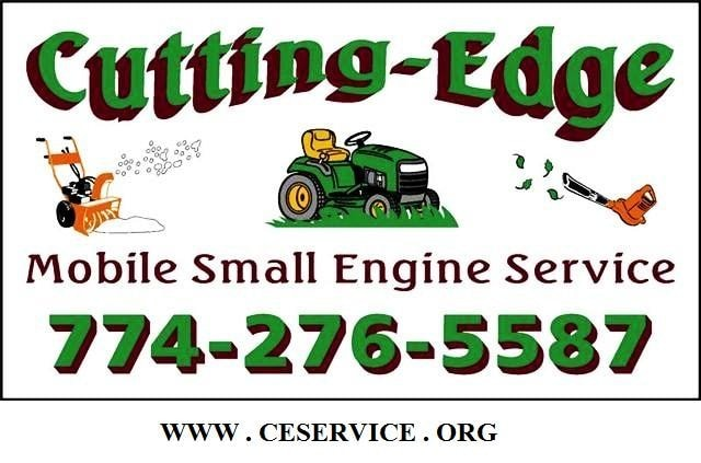 Cutting Edge Mobile Small Engine Service