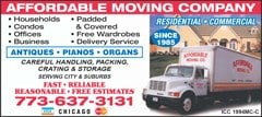 Affordable Moving Co