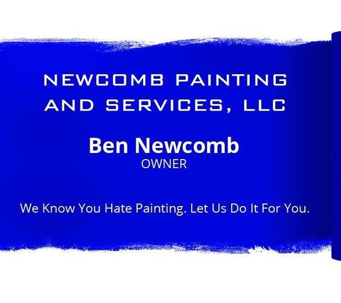 NEWCOMB PAINTING & SVCS LLC logo