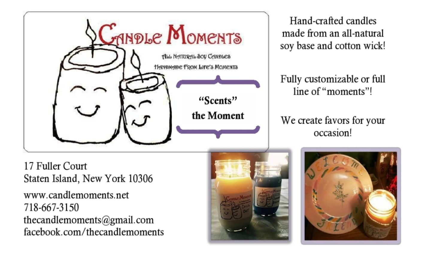 Candle Moments