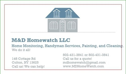 M&D Home Watch LLC