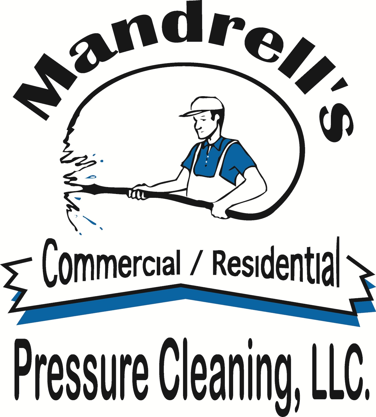Mandrell's Pressure Cleaning, LLC