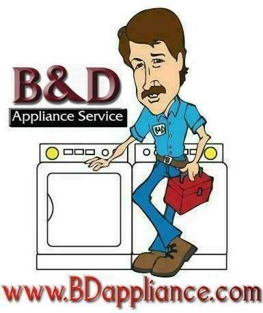 B & D APPLIANCE REPAIR SERVICE