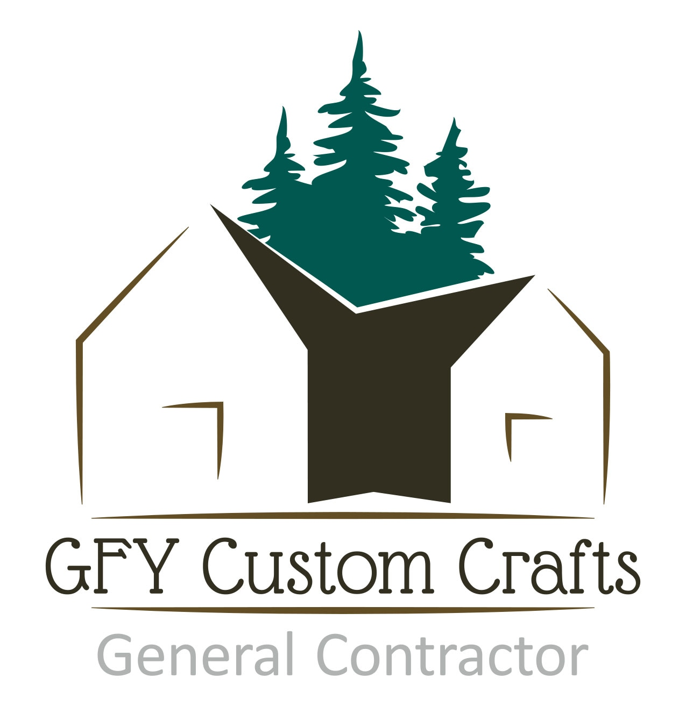GFY Custom Crafts logo