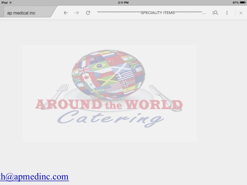 Around the World Catering