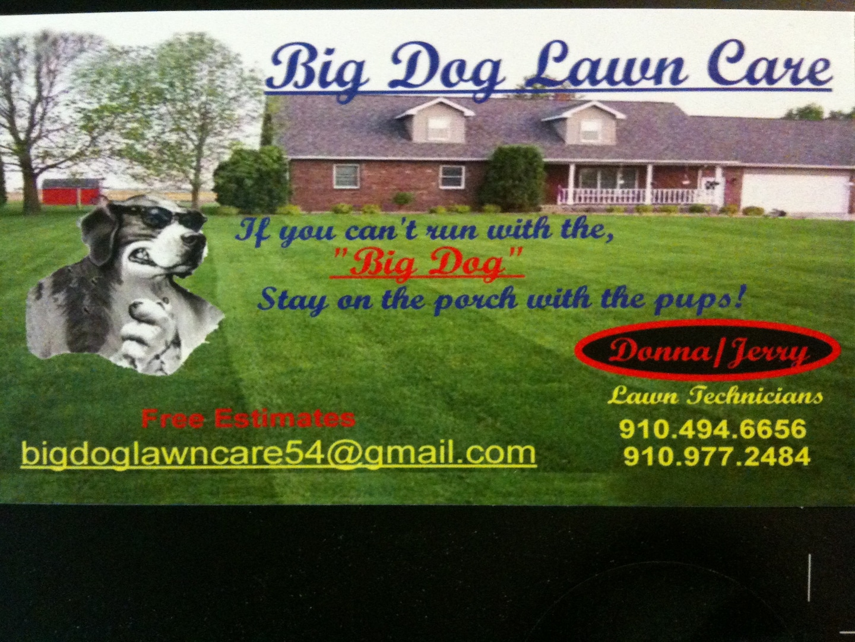 Big Dog Lawn Care