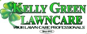 Kelly Green Lawncare logo