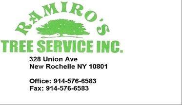 Ramiro's Tree Service Inc