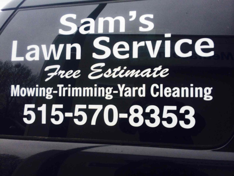 Sam's Lawn Service