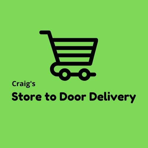 Craig's Store 2 Door Shopping and Delivery