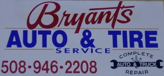 BRYANT'S AUTO & TIRE SVC
