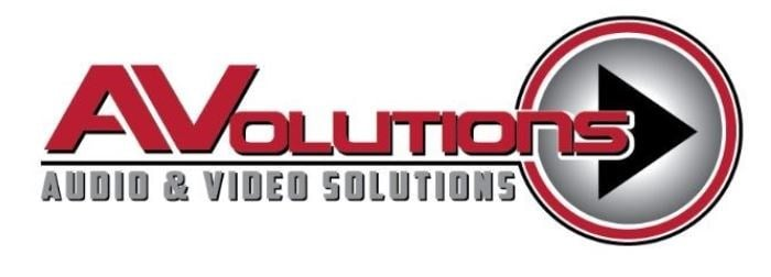 AVolutions - Mobile & Home Electronics LLC