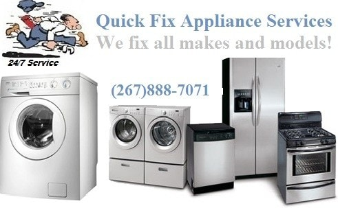 Quick Fix Appliance Services LLC