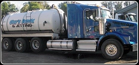 Clay's Septic & Jetting Inc
