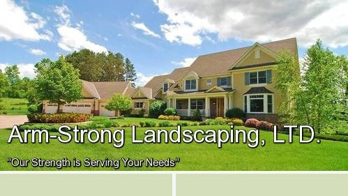 Arm-Strong Landscaping Ltd